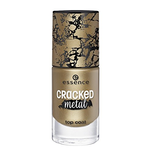 essence - Top Coat - cracked metal top coat - crack is back!