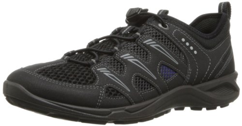 ECCO Terracruise, Chaussures Multisport Outdoor Femme - Noir - Schwarz (Black/Black 51707), 36 EU