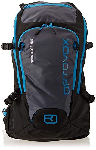Ortovox Tour Rider 28 S Rucksack, 60 cm, 28 L, Black Anthracite