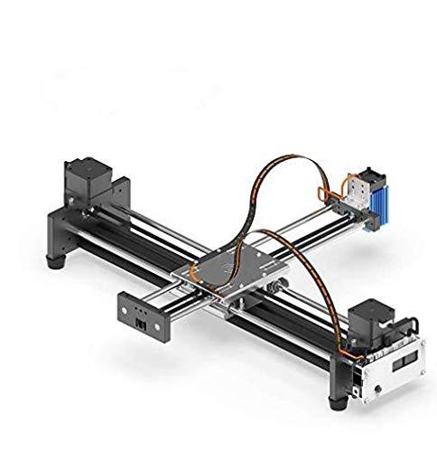 2 Achsen DIY CNC XY Plotter Stift Desktop Zeichnung Robotik Hochpräzise Auto-Malerei Schreibroboter Kit CNC-Fräsmaschine Router 500MW