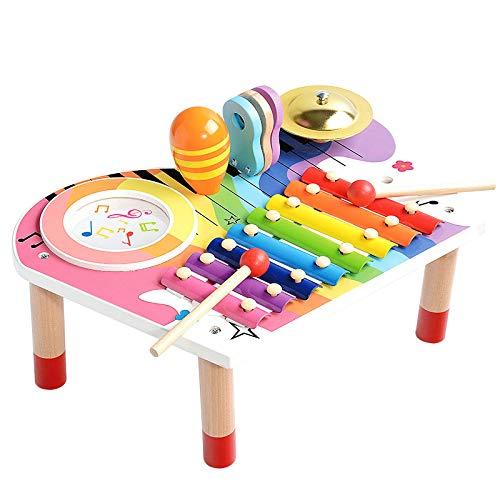 BeebeeRun Conjunto Instrumentos Musicales Bebés