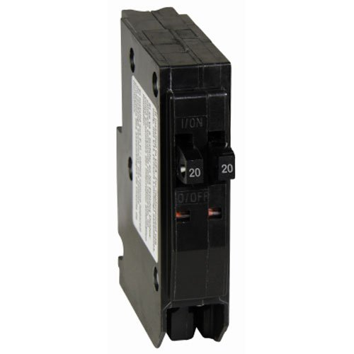 Square D by Schneider Electric QO2020CP Circuit Breaker