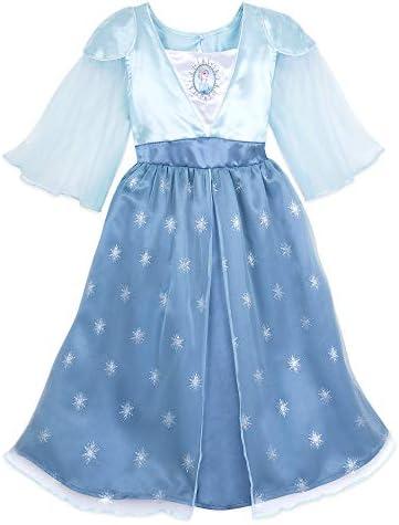 Disney Elsa Nightgown for Girls Frozen II Size 3 Multi product image