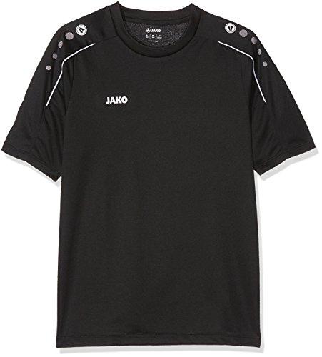 JAKO Herren T-Shirt Classico, schwarz, 164