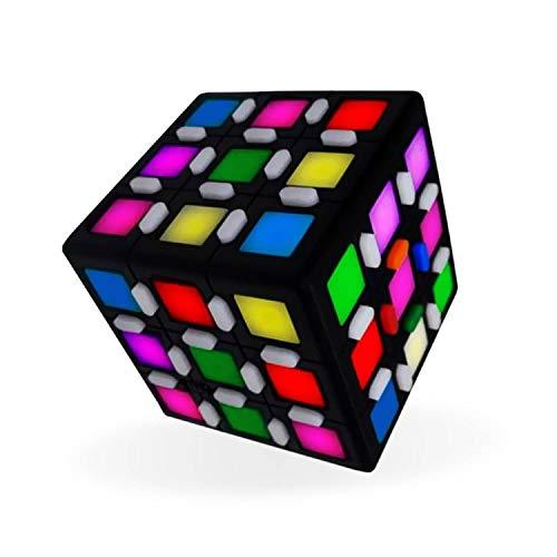 Celeraxion Inocub Elektronisch spel, LED, verlicht, 4 modi, reflectering/geheugen/toeval/reactie