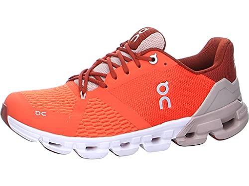 On Running Damen Sneaker Cloudflyer Größe 38 EU Orange (orange)