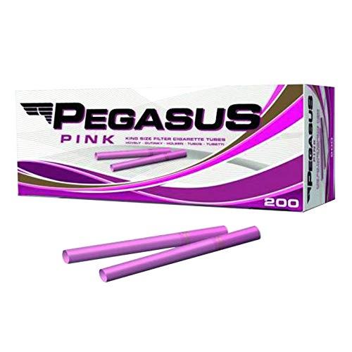 1000 Pegasus Hülsen pinke Filterhülsen(5x200)