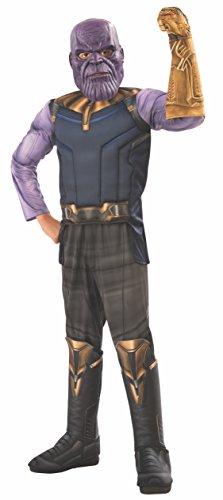Rubie's Marvel Avengers: Infinity War Deluxe Thanos Child's Costume, Medium