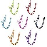 netproshop Knotenhalfter mit Zügel in tollen Farben für Shetty, Pony, Cob, Full Farbauswahl,...