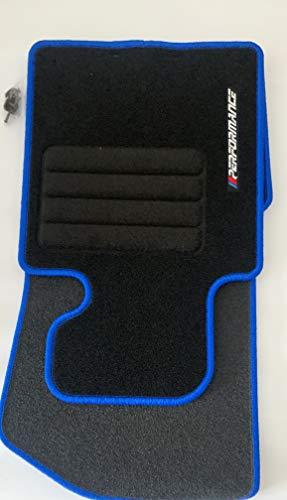 ARCCAR Alfombras para BMW Serie 3 (2006-2012) Coupe