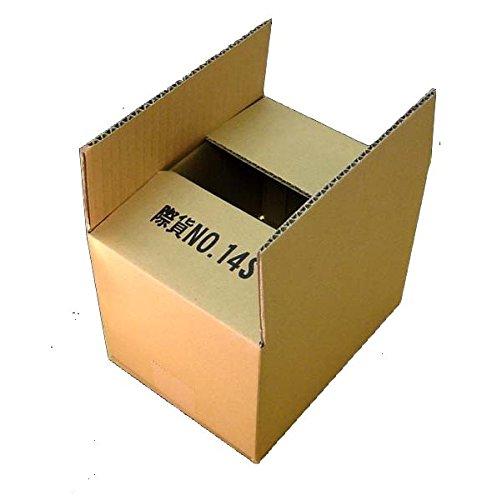 60サイズ シングルダンボールケース14S×1枚 210mm×160mm×140mm 4.5mm厚 宅配などの出荷に最適です