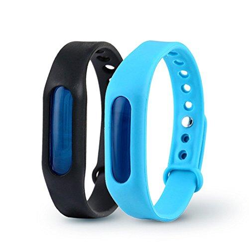 LBAFS Bracelet Anti-moustique,Portable,Extérieur,Boucle,Imperméable,Adulte,Enfant,Maternité,A