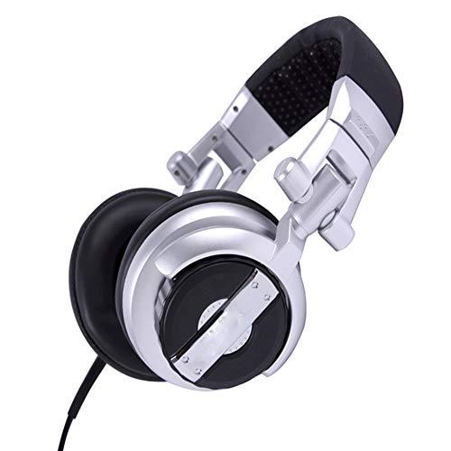 Auriculares Auriculares con cable, Computadora Teléfono móvil Música HIFI Auriculares, Monitor profesional...