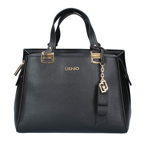 Liu Jo A69002E0087 Shopping Donna Nero PZ