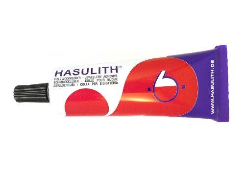 Sescha Schmuckkleber/Bastelkleber Hasulith - 30 ml Tube