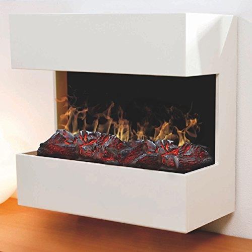 Rubyfires Elektrokamin Elektrofeuer Kaminfeuer Lucca Einsatz Mystic Fires RF 20