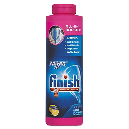 FINISH 85272CT Power Up Booster Agent, 14oz Bottle, 6/Carton