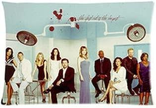 Grey's Anatomy Meredith Derek Pillowcases Custom 20