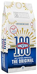 READY IN ABOUT 15 MINUTES: Bring friends & family together with Kingsford Original Briquettes. These charcoal briquettes are ready in about 15 minutes. CHARCOAL with 100% NATURAL INGREDIENTS: Charcoal briquettes made with 100% natural ingredients and...