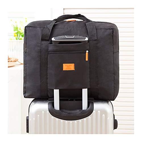 【選べるカラー】スーツケースキャリーに通せるバッグオンバッグ 多機能 トラベルバッグ 旅行バッグ 防水 ...