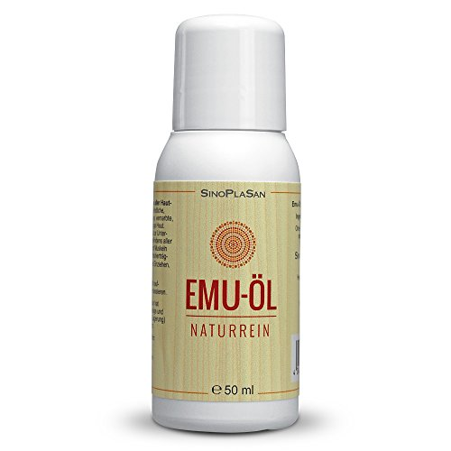 Emu Olio completamente naturale in dispenser 50 ML di olio