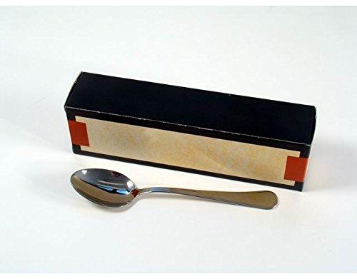 ORYX 5155001 Cuillère de Table, Argent métallique, 195mm