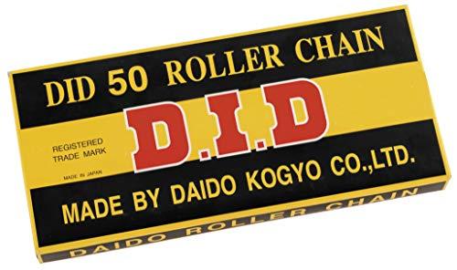 DID Kette 530 DID, 114 Glieder (Standard), offen mit Clipschloss