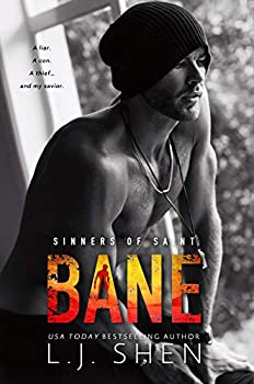 Bane  Sinners of Saint Book 5