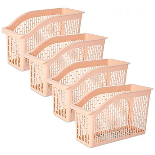 Caja de almacenamiento ajustable para nevera y cocina, 5 unidades