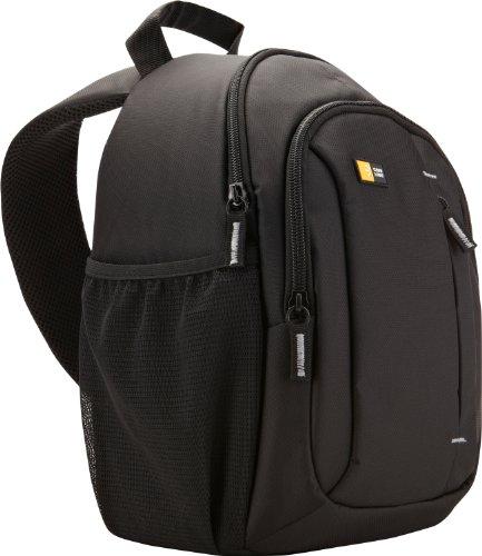 Case Logic TBC410K - Funda para Cámara, Negro, 21.6 x 16 x 36.1 cm Fits Devices: 18.5 x 11