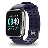 SKYGRAND Updated 2019 Version Smart Watch for Android iOS Phone, Activity Fitness Tracker Watches Health Exercise Smartwatch with Heart Rate, Sleep Monitor...