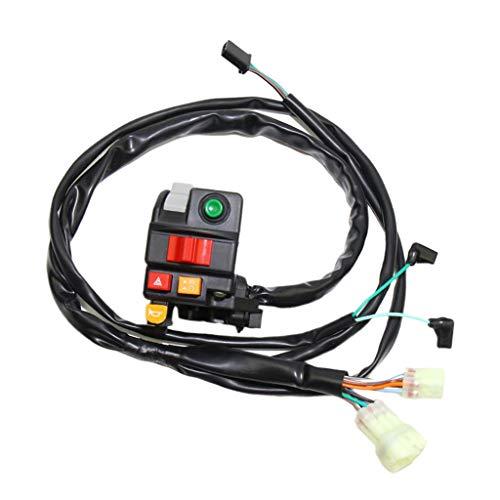 #N/a Interruptor de Botón de Control Del Motor de Encendido Del Manillar de La Motocicleta para CF800 / CFX8