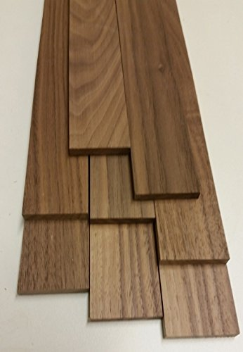10 Nussbaumleisten 1000x44x8 mm