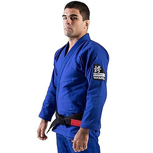 Tatami Fightwear Tatami Hokori GI–Blue-a2x L