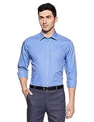 Raymond Mens Plain Slim Fit Formal Shirt