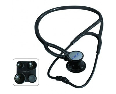 MDF® ProCardial® ERA® Cardiology Lightweight Dual Head Stethoscope with Adult, Pediatric, and...
