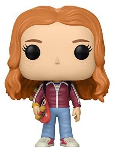 Funko POP! Stranger Things: Max con Patinete