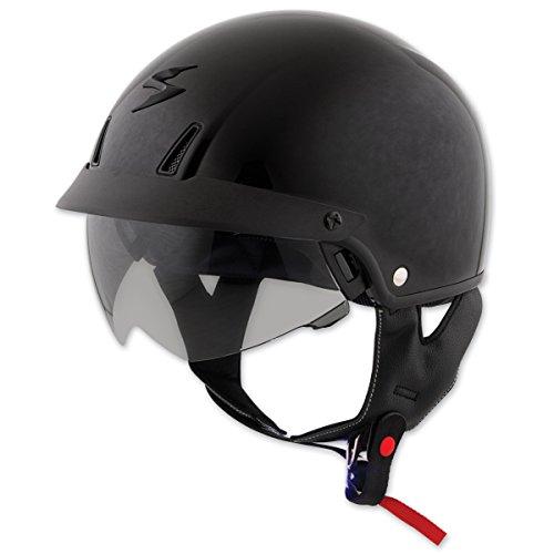 ScorpionExo Unisex-Adult half-size-helmet-style EXO-C110 Helmet
