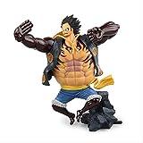 Holiny Anime One Piece Champion Gear Fourth Luffy PVC Figura De Acción Colección Modelo De Juguete 1...