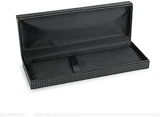WoodRiver Black Carbon Fiber Texture Pen/Pencil Case