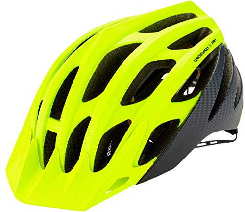 MAVIC Crossmax SL Pro MIPS MTB Fahrrad Helm gelb/schwarz 2019: Größe: S (51-56cm)