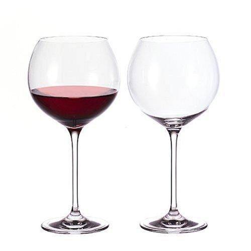 Leonardo 017411 Cheers Set de 2 Verres à Bourgogne