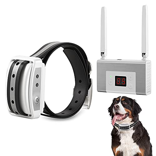 FOCUSER Electric Wireless Dog Fence System, Pet Containment System for Dogs and Pets with Waterproof...