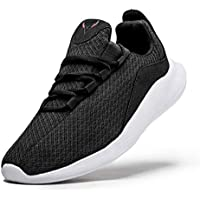 Yugumak Lightweight Breathable Athletic Men's Shoes (Black)