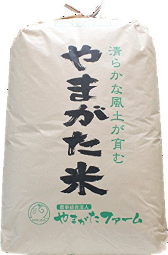 新米【雪若丸】2019年山形県産 玄米30�s 石抜き済  …