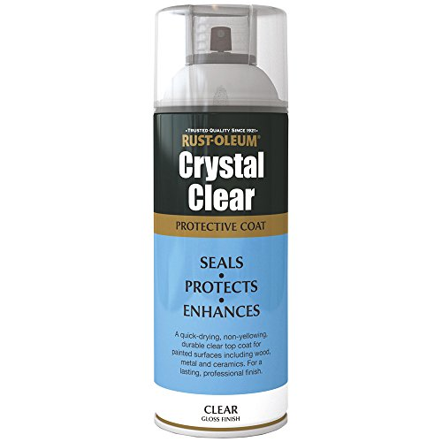 400ml Crystal Clear Gloss