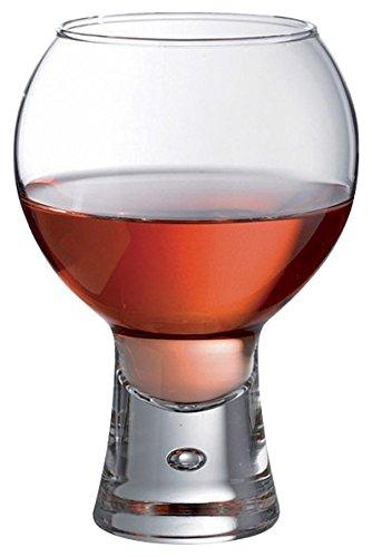 Calice da vino Alternato, Durobor 780/41410ml, 6bicchieri, senza contrassegno di riempimento.