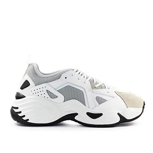 Emporio Armani Sneaker con Inserti (41 EU)