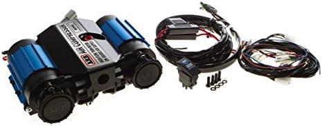 On Board Twin Piston Air Compressor Kit