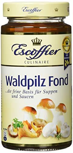 Escoffier Waldpilz-Fond, 3er Pack (3 x 400 ml)